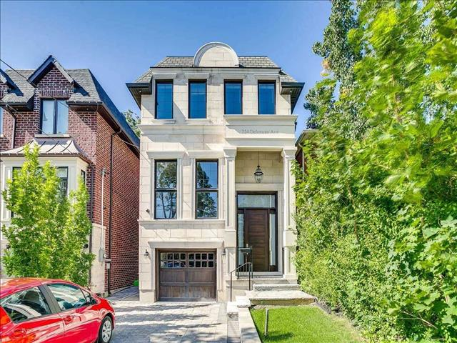 224 Deloraine Ave Toronto